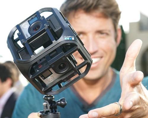 gopro 360 camera