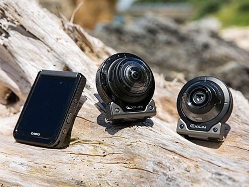 casio ex-fr200 360 camera