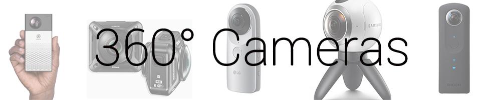 360 degree camera comparison