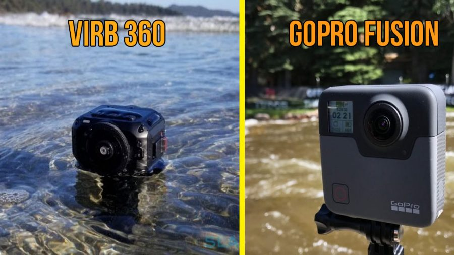 Gopro fusion 360 camera price