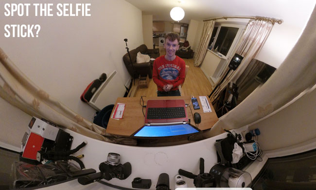 8 tips and tricks for shooting awesome 360 video. Black Bedroom Furniture Sets. Home Design Ideas