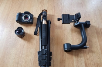 What equipment do you need to shoot a professional 360 virtual tour?