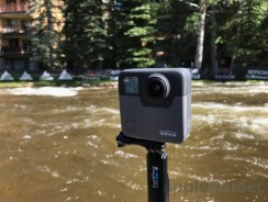 GoPro Fusion 360 Video Footage Reveled