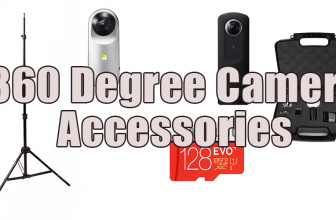Essential accessories for all 360° cameras