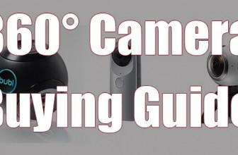360° Camera Buying Guide 2016
