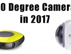 Top 360 Cameras Coming in 2017