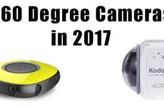 Top 360 Cameras Coming in 2017