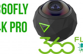360Fly 4K Pro – New 360 action camera coming soon.