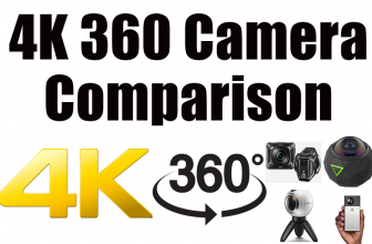 4K 360 Camera Comparison – Gear 360 vs Nikon Keymission 360 vs 360Fly 4K vs Insta360 4K