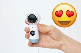 5 things I love about the Gear 360 2017