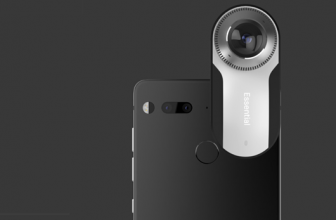 Essential Phone 360 Camera is the Worlds Smallest