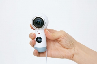New Samsung Gear 360 Unveiled – Can Livestream, New Design and Works with iPhones