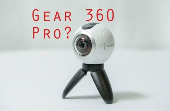 New Samsung Gear 360 'Pro' to be released next year
