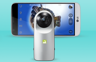 LG 360 Cam Review – The first budget 360 Camera