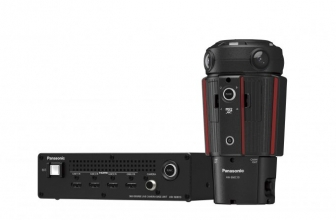 Panasonic 4K 360 Camera Coming in August – Professional Live Streaming