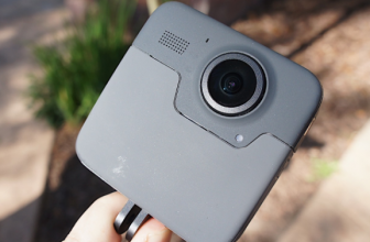 New GoPro Fusion Pictures Released