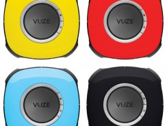 Vuze VR Camera Now Available