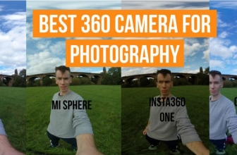 Which 360 Camera is best for Photography?
