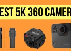 Best 5K 360 Camera: VIRB 360 vs Yi 360 VR vs GoPro Fusion