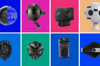 Best Professional 360 Cameras of 2017: Released and Coming Soon