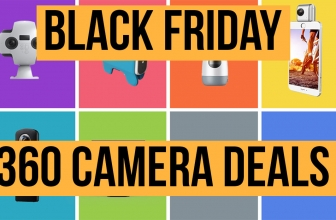 Black Friday 2017 – Best 360 Camera Deals (Updated Regularly)