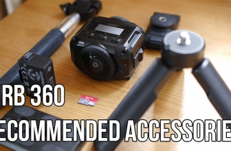 The MUST HAVE Garmin VIRB 360 Accessories