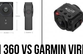 Garmin VIRB 360 vs Yi 360 VR – Best 5.7K 360 Camera