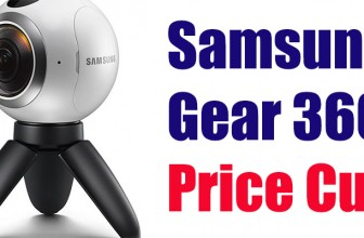 Samsung Gear 360 Price Cut Makes it $50 Cheaper
