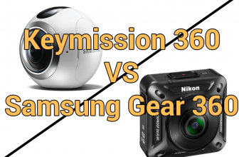 Nikon Keymission 360 vs Samsung Gear 360 – Comparison Post