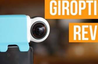 Giroptic iO Review: A Neat 360 Camera Accessory for Your Phone