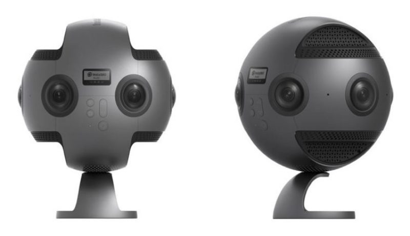 Insta360 Pro can shoot 8K Video, 3D, Livestream – Best 360 camera yet?