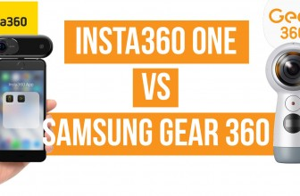 Insta360 ONE vs Samsung Gear 360 – Is it worth an upgrade?