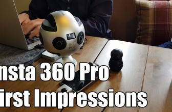 Insta360 Pro: 8K 360 Camera First Impressions and Full Specs