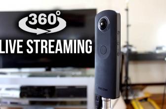 Top Livestream Capable 360 Cameras – Livestream 360 video to the world