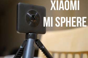 Xiaomi Mijia Mi Sphere: Specs, First Impressions and Video Examples