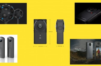 5 new 360 cameras announced in just one month!