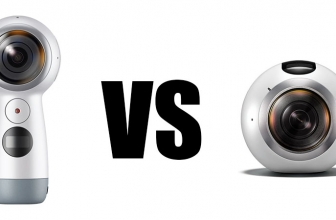 New Samsung Gear 360 (2017) vs Old Gear 360 – We Compare Samsung's Two 360 Cameras