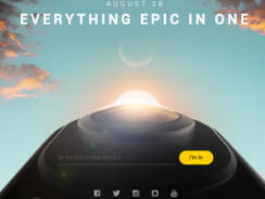New Insta360 Camera to be launched August 28th
