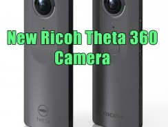 Ricoh will reveal a NEW 4K 360 camera this month