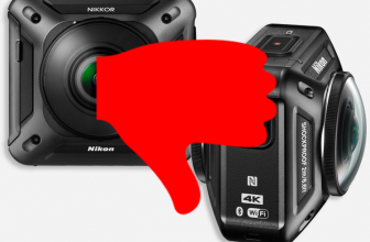 Nikon Keymission 360 is not living up to expectations