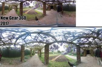 360 Video/Photo Comparison: New Gear 360 (2017) vs Original Gear 360