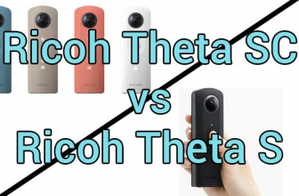 Ricoh Theta SC vs Ricoh Theta S – Comparison Post