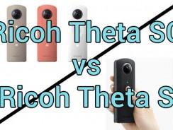 Ricoh Theta SC vs Ricoh Theta S – Comparison Post