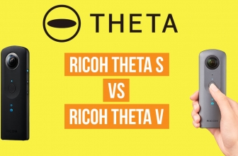 Ricoh Theta V vs Ricoh Theta S: How big is the upgrade?
