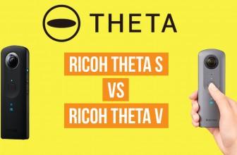 Ricoh Theta V vs Ricoh Theta S: How big is the upgrade?