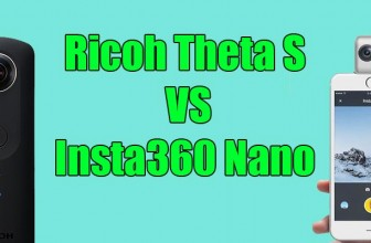 Insta 360 Nano vs Theta S | The Most Popular 360 Cameras Go Head to Head