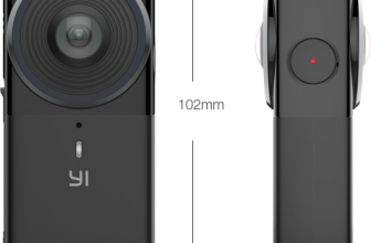 YI 360 VR –  Game-changing 5.7k 360 Camera for under $400