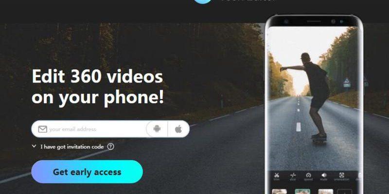 VeeR Editor: Finally a decent 360 video editing app