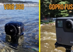 GoPro Fusion vs Garmin VIRB 360 – Which is the best 360 Action Camera?