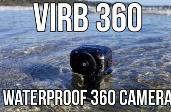 VIRB 360: New 5.7K Waterproof 360 Camera – Specs and Preview